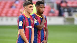 FC Barcelona News: Barca im Porträt: Ein Löwe, Garcia, Pedri und ein  X-Faktor | Fußball News | S