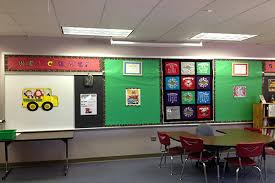 to decorate your secondary classroom