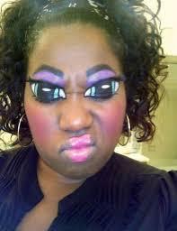 crazy eye makeup photo 1