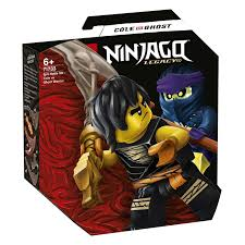 LEGO Ninjago 71733 Episches Kampfset - Cole vs Ghost Warrior