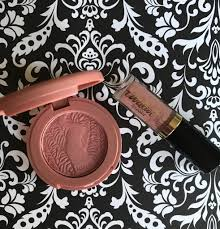 tarte mini blush shade paaarty lip paint shade birthday suit neversaybeauty