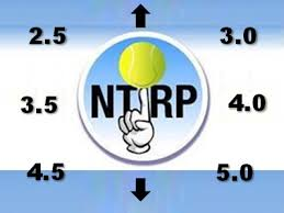 Usta Ratings Chart Ntrp Rating Rate Yourself And Chart Your Progress