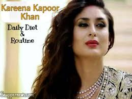 Kareena Kapoor Khan Disclosed Her Daily Diet And Routine