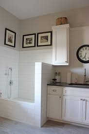 dog storage furniture. burrows cabinets white painted laundry room with tiled dog shower storage furniture