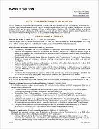 Sample General Manager Resume Resume Sample General Manager Valid Hotel Management Trainee Resume