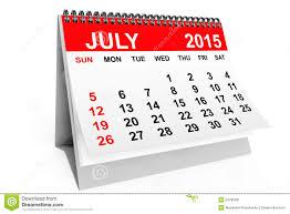 Calendar June July 2015 Calendar June 2015 Stock Illustration Illustration Of Bonding