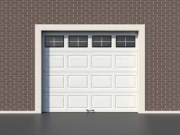 interesting doors windows or no windows with garage doors e