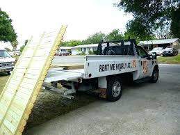 Rental Pickup Trucks Home Depot Pickup Truck Rental Truck Rental The ...