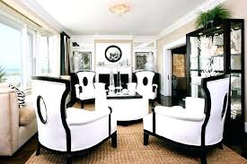 Black and white chairs living room Leather Black And White Living Room Set Awesome White Chair Living Room Black White And Cream Living Dricasinfo Black And White Living Room Set Dricasinfo