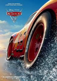 cars 3 movie release date. Exellent Cars Cars 3 Movie Poster And Release Date A