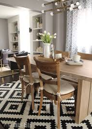 Dining Room And Living Room Simple Ideas