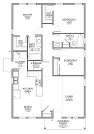 simple 3 bedroom house plans exquisite decoration simple 3 bedroom house plans floor plan for a