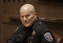 Within Hours Ex Sfpd Chief Suhr In And Out Of Warriors Job