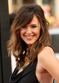 Hairstyle For Long Curly Hair With Bangs And Layers Cute Long
