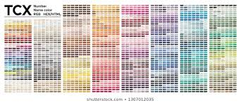 Interior Color Chart Interior Color Scheme Stock Illustrations Images Vectors