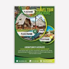 Travel Brochure Cover Design Travel Brochure Free Vector Art 280 Free Downloads