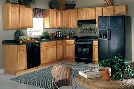 oak kitchen cabinets wall color advertisingspaceinfo