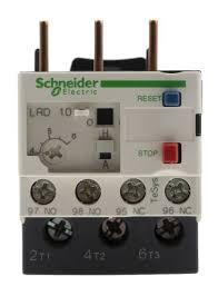 Schneider Electric Overload Relay No Nc 4 6 A 6 A 3p