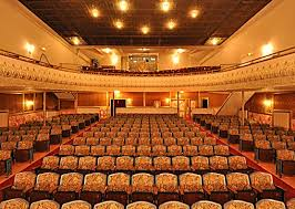 Seacoast Repertory Theatre Seating Chart Larcom Theatre Beverly Ma
