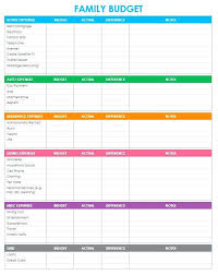 Free Printable Monthly Budget Planner Free Printable Budget Planner Pdf Download Them Or Print