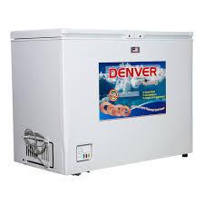 Tổng đại lý phân phối Tủ Đông Denver Dàn Đông AS-420G (Inox) 2 Ngăn 2 Cánh  400 Lít giá rẻ nhất