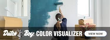 Dutch Boy Paint Visualizer