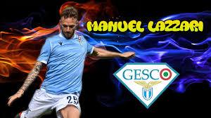 Manuel Lazzari - Welcome to S.S.Lazio - YouTube