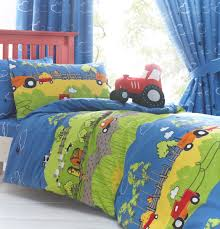 33 amusing tractor duvet cover set 57 kids farm bedding bright toddler in animal view larger