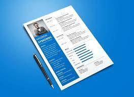 Modern Resume Templates Download Resume Modern Resume Template Free