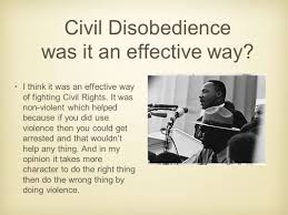 civil rights evan schmidt th hour evan schmidt th hour there 6 civil disobedience