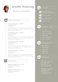 Resume Templates For Pages Thisisantler