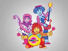 the doodlebops without makeup photo 1