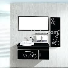 gl basin stainless steel bathroom cabinet singapore full size