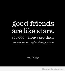 Quotes about Good Friends - Part 6