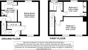 Two Bedroom Semi Detached House Plan Small 2 Bedroom House Plans  Smalltowndjs Com Beautiful 5 Floor