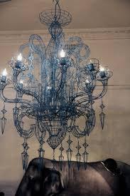 wire chandelier ghost angelus shadow black wire chandelier ceiling pendant lights part 12