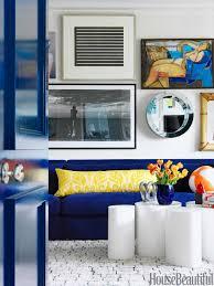 colorful modern miami apartment traditional decor bright blue