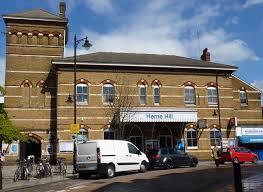 Herne Hill railway station