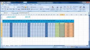 Attendance Spreadsheet Template Excel Teacher Sheet