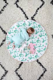 Round Quilted Play Mat DIY – A Beautiful Mess & Having a new baby means that we are learning about Iots of new things  lately and one of them is tummy time! We've quickly realized that blankets  and play ... Adamdwight.com