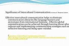 intercultural business communication intercultural business communication presentation