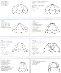 lampshade frame catalog page 10