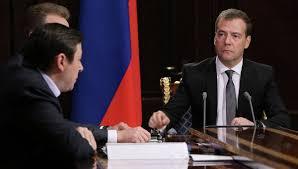Медведев диссоветы утверждающие плохие диссертации надо   Встреча Д Медведева с вице премьерами правительства РФ