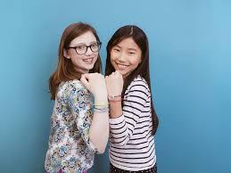 Teen girls and women develop