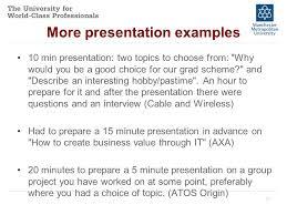 How To Make A 5 Minute Presentation Under Fontanacountryinn Com