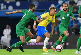 البرازيل تفوز على المنتخب السعودية بهدفين نظيفين دون رد - خبر24 ـ xeber24