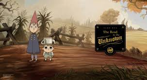 be sure to get your copy of the art of over the garden wall now available at