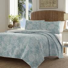 Tommy Bahama Bedding Tidewater Jacobean Quilt Set by Tommy Bahama ... & Tidewater Jacobean Quilt Set by Tommy Bahama Bedding Adamdwight.com