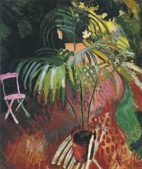 41 raoul dufy little palm tree 1907