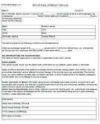 watercraft bill of sale printable vehicle automobile bill of sale form template wa